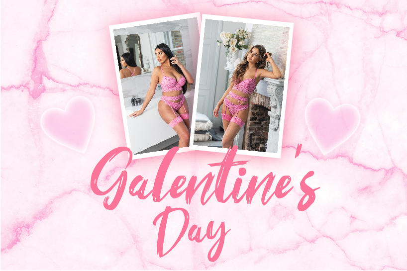 Celebrate Galentines Day