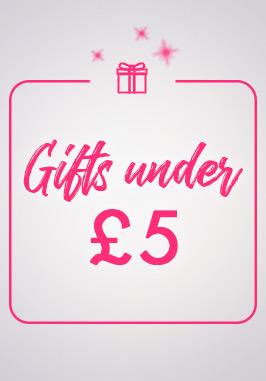Gifts under £5