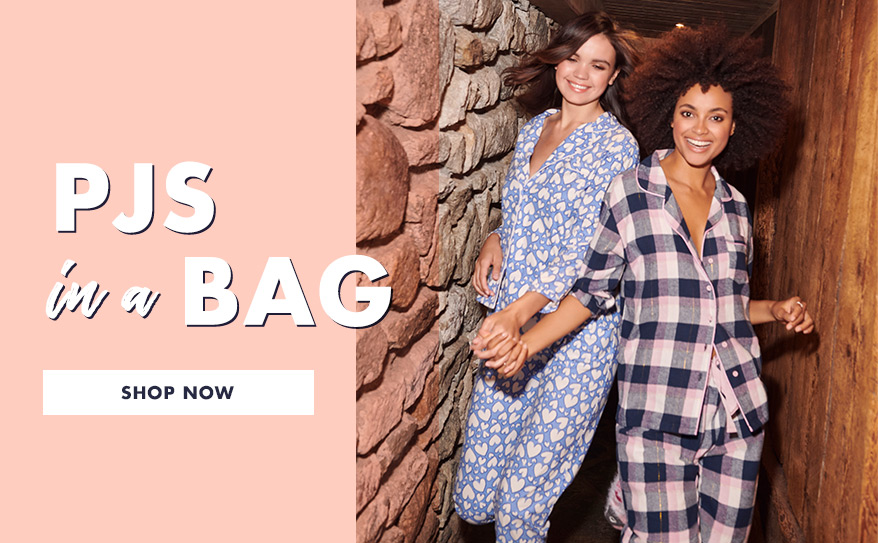 Pjs in a bag - from £20