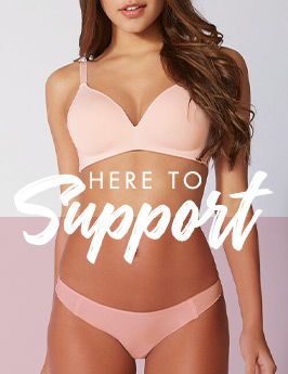 Everyday essential bras